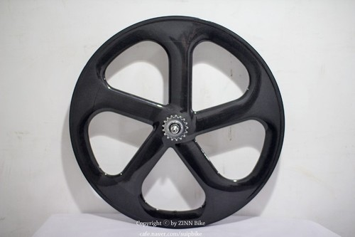 Full Carbon Five-Spoke Wheel set (Type-2)