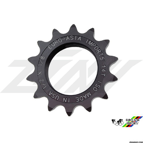 "EURO-ASIA IMPORTS EAI Deluxe Alloy Track Cog (1/8"")"