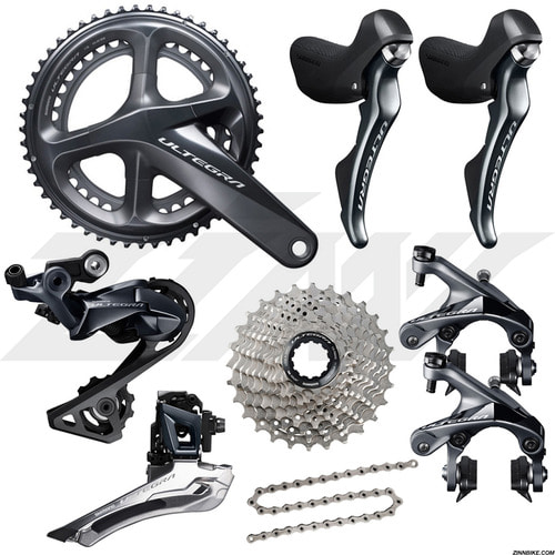 SHIMANO Ultegra (R8000) Road Group Set