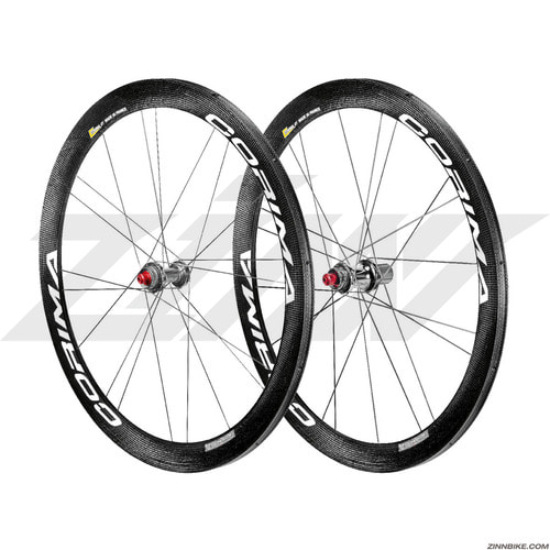 CORIMA 47mm WS Disc Brake Carbon Wheel Set (Tubular/3K)