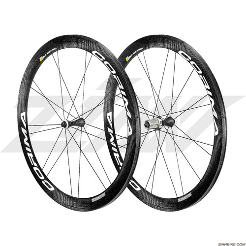 CORIMA 47mm S+ Carbon Wheel Set (Tubular/3K)