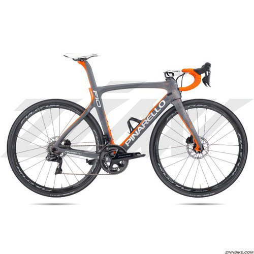 PINARELLO DOGMA F10 Disk Frame Set (Mars Orange)