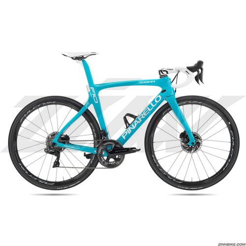 PINARELLO DOGMA F10 Disk Frame Set (214 Diamond Blue)