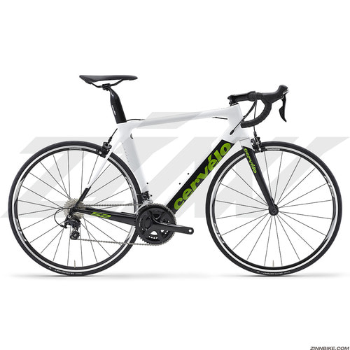 Cervelo S2 105 5800 Road Bike (WHITE/GREEN)