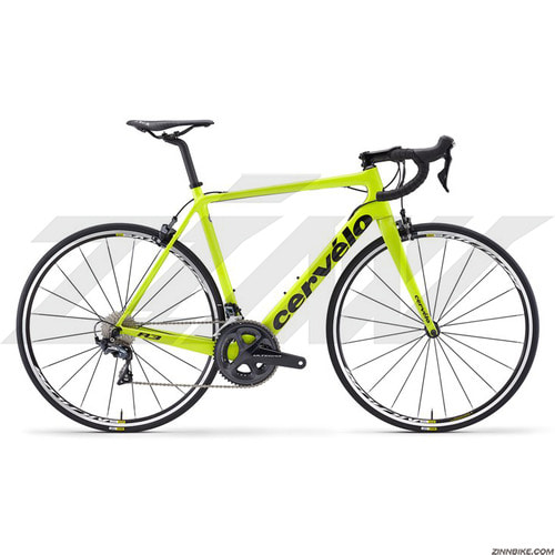 Cervelo R3 Ultegra 8000 Road Bike (FLUORO/BLACK)