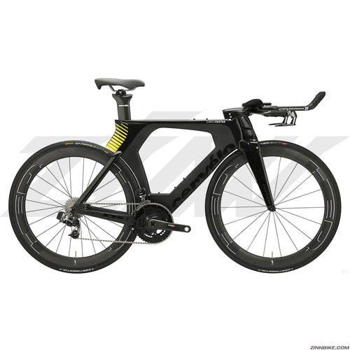 Cervelo P5 SIX Red E-tap TT/Road Bike