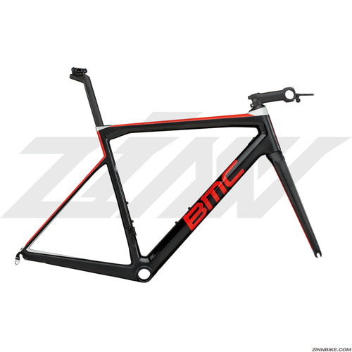 BMC Teammachine SLR01 Frame Set (Carbon Red/Module)