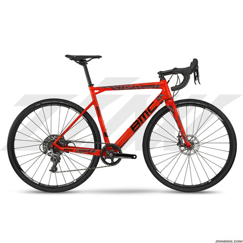 BMC Crossmachine CX01 Road Bike (TWO)