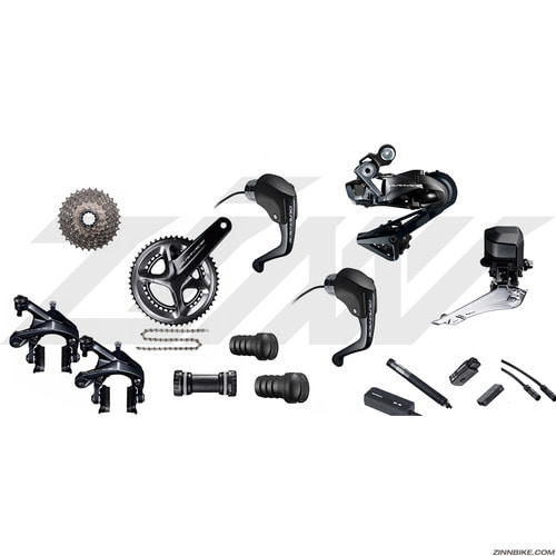 SHIMANO Dura-Ace Di2 (R9160) TT/Triathlon Group Set