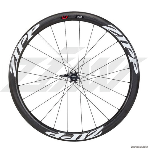 ZIPP 303 Firecrest Carbon Tubular Disc Wheel Set
