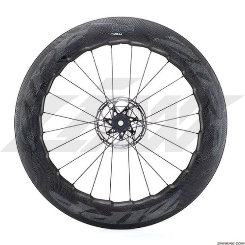 ZIPP 858 NSW Carbon Clincher Disc Wheel Set