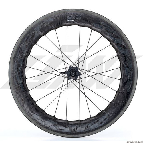 ZIPP 858 NSW Carbon Clincher Wheel Set