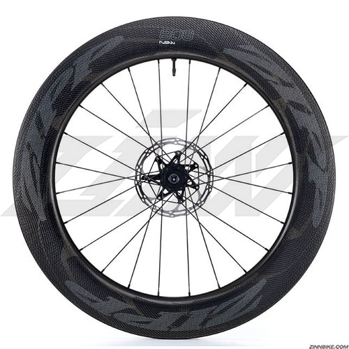 ZIPP 808 NSW Carbon Tubeless Clincher Disc Wheel Set