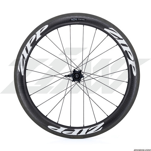 "19"" ZIPP 404 Firecrest Carbon Clincher Wheel Set"