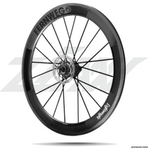 Lightweight FERNWEG  60 Disc Clincher Wheel Set