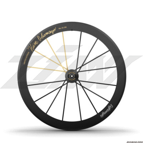 Lightweight Obermayer Gold Edition Wheel Set