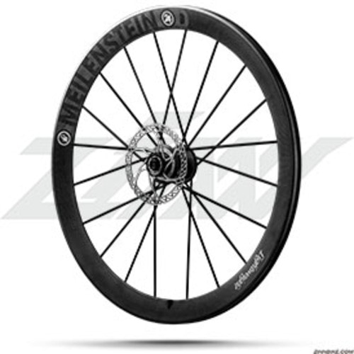 Lightweight MEILENSTEIN Disc C 24D Wheel Set