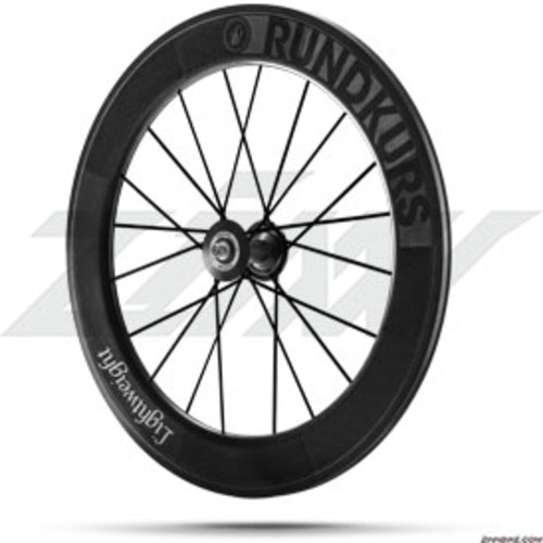 Lightweight RUNDKURS F 80 Track Wheel Set