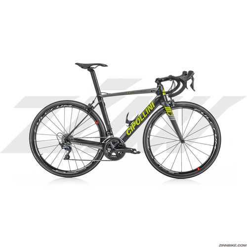 MCIPOLLINI MCM Road Frame Set (Yellow Fluo)