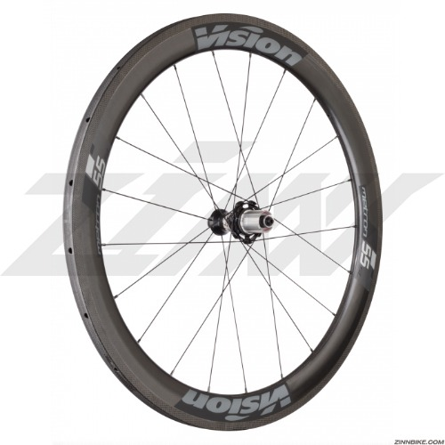 VISION Metron 55 SL Tubular Wheel Set