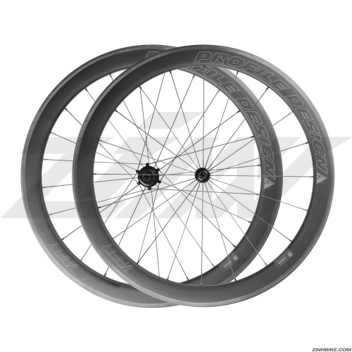 PROFILE-DESIGN 1/Fifty Clincher Wheelset Wheel Set