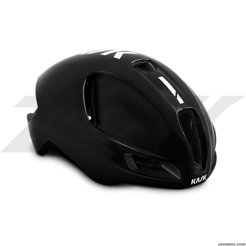 KASK UTOPIA Cycling Helmet (Black/White)
