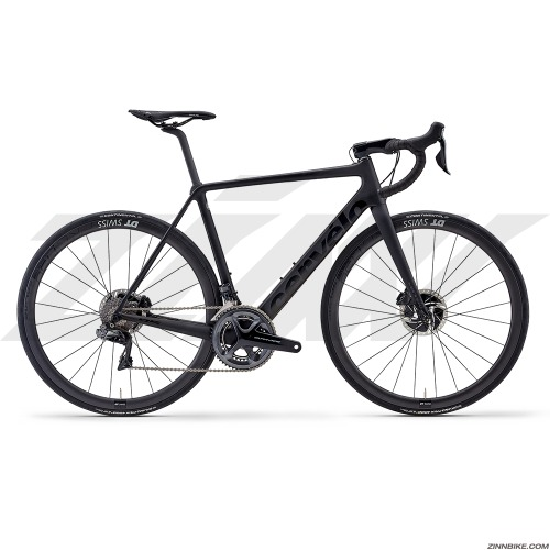 "19"" Cervelo R5 Disc Dura-Ace Di2 9170 Road Bike (Black/Graphite)"