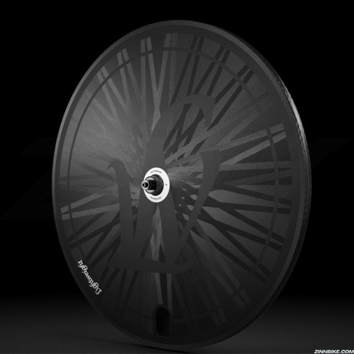 Lightweight AUTOBHAN Black Edition Wheel Set (Rear)