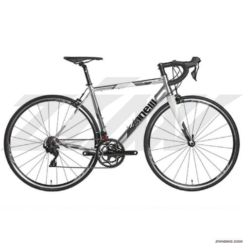 CINELLI Experience 105 Road Bike (Silver/R7000)