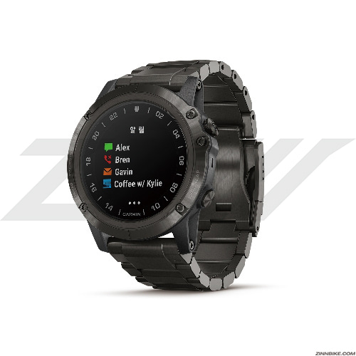 GARMIN D2 Delta PX Titanium Aviator Watch