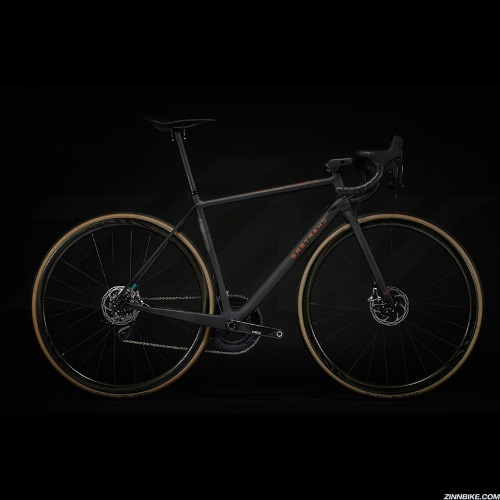 Chapter2 Limited Edition Frameset (Black/Orange)