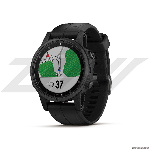 GARMIN Fenix 5S Plus (Black)