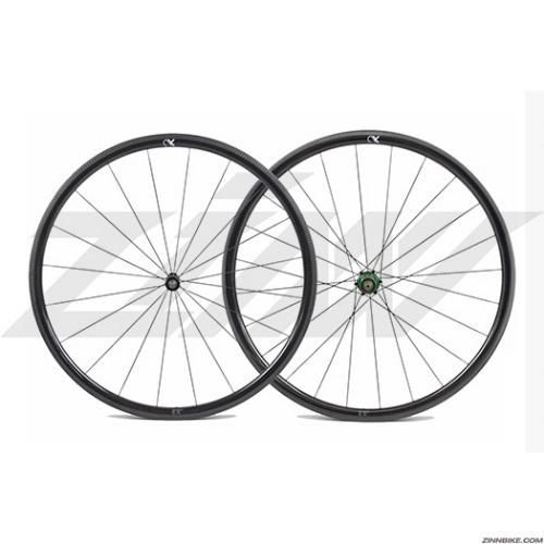 AX Lightness Selection Disc Clinchers Series Wheel Set