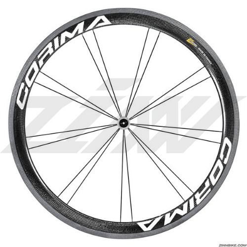 CORIMA 47mm WS+ Wheel Set (Clincher/3K)