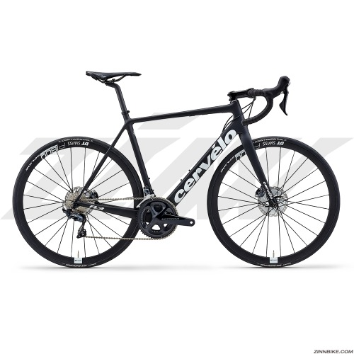 Cervelo R3 Disc Ultegra 8020 Road Bike (Black/White)