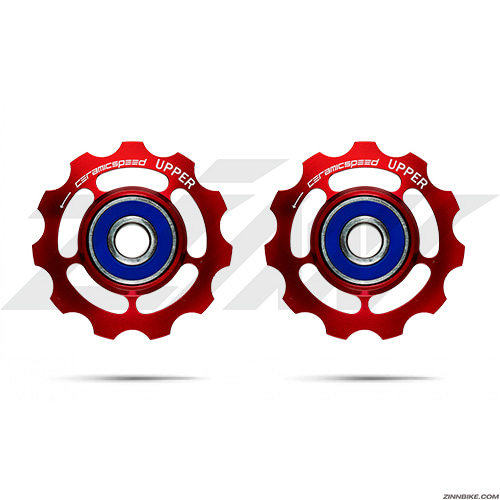CeramicSpeed Sram Pulley Wheels (11s/Red)