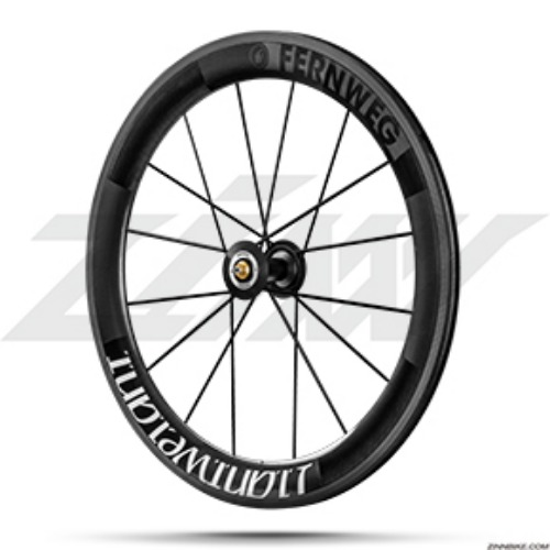 Lightweight FERNWEG 63 Tubular Wheel Set