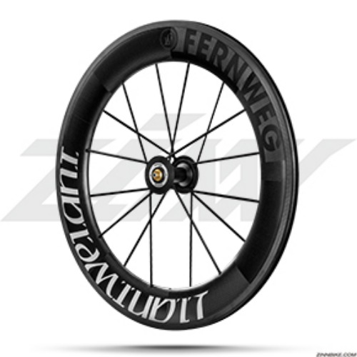 Lightweight FERNWEG 85 Tubular Wheel Set