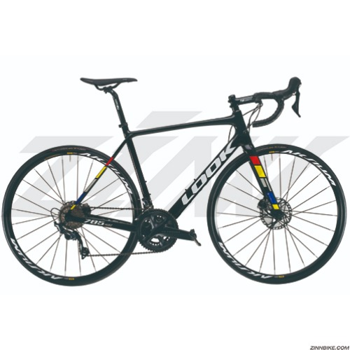 LOOK 785 Huez Ultegra Disc Proteam Road Bike (Black)