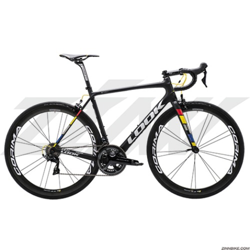 LOOK 785 Huez RS Proteam Dura-Ace Road Bike