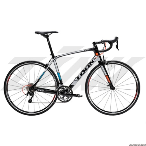 LOOK 765 Optimum105 Mix Road Bike (Fluo Red Blue)