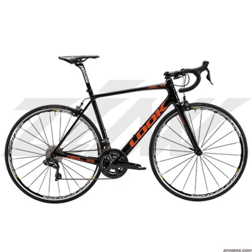 LOOK 785 Huez RS Ultegra Road Bike (Fluo Red)