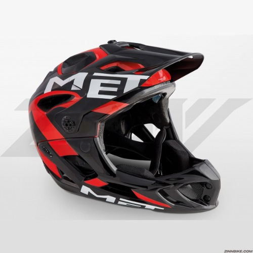 MET New Parachute Hes Cycling Helmet (4 Colors)