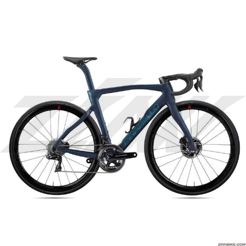 2020 PINARELLO DOGMA F12 Disk Brake Frame Set (A551 Blue Steel/Spring Collection)
