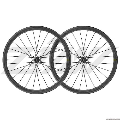 MAVIC 20 Ksyrium Disc UST Disc Brake Wheel Set