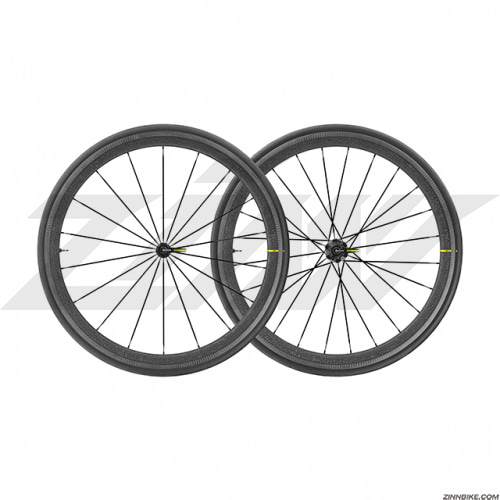 MAVIC Cosmic Pro Carbon SL UST TDF2 Rim Brake Wheel Set (40mm)