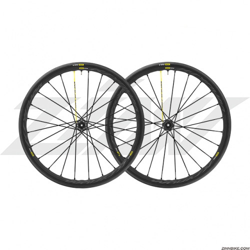 MAVIC Ksyrium Pro UST Disc Brake Wheel Set (22mm)