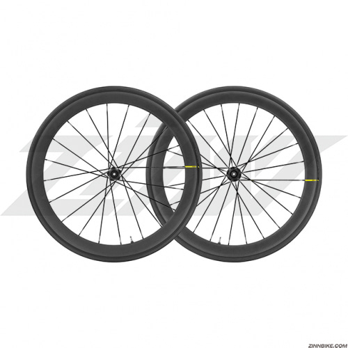 MAVIC Cosmic Pro Carbon SL Disc Brake Wheel Set (45mm)