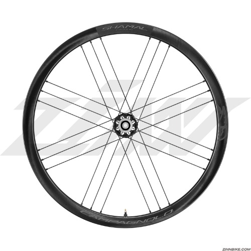 CAMPAGNOLO SHAMAL Carbon Disc Wheel Set (Clincher)