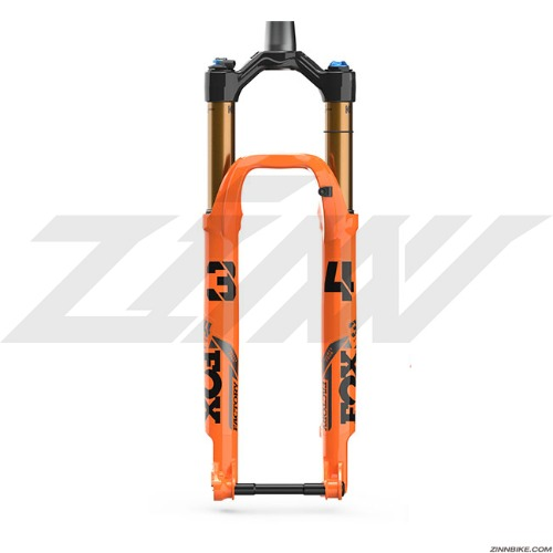"FOX 34 Float 29"" F-S 120 FIT4 Remote-Adj Push Unlock 2Pos Kabolt Front Shock Fork (2 Colors)"